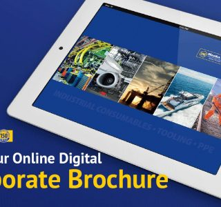 Digital Corporate Brochure
